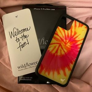 iPhone 11 Pro Max wildflower case